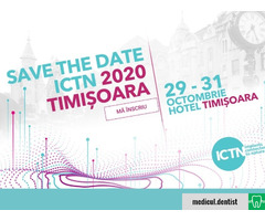 Congres Stomatologic Implants Connected to Nature 2020 (Timisoara, 29-31 Octombrie 2020)
