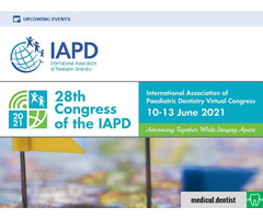 28th Congress of the IAPD (10-13 June 2021, Online)