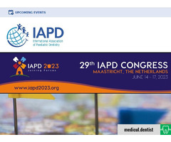 29th Congress of the IAPD (Olanda, 14-17 June 2023)