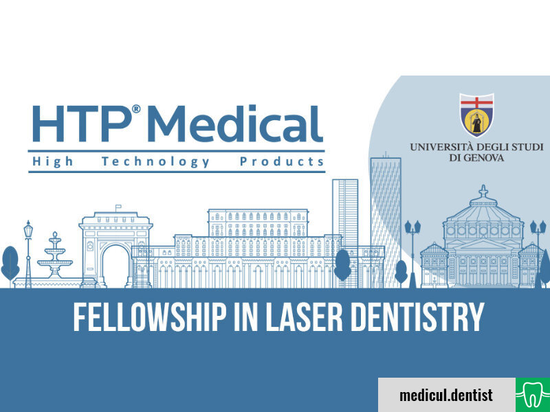 Fellowship in Laser Dentistry 2021 (Modul 2, 6-7 August 2021)