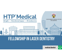 Fellowship in Laser Dentistry 2021 (Modul 4, 5-6 Noiembrie 2021)
