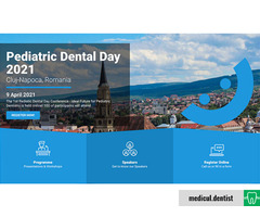 Pediatric Dental Day in Romania
